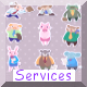 Service Subjects